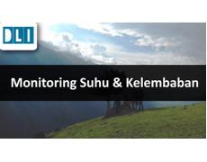 Sistem Monitoring Suhu & Kelembaban Menggunakan Data Logger