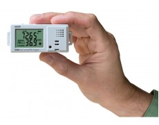 Monitoring Suhu lewat Smartphone dengan Data Logger Temperature (Bluetooth)