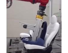 Data Acquisition Mempermudah dalam Pengujian Kursi Mobil