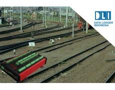 Monitoring Rel Kereta Api dengan Data Acquisition