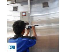 Instalasi Sistem Monitoring Suhu pada Gudang Pendingin PT Jas Airport Service