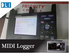 GL840 – Wireless MIDI Logger