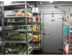 Proses Penyimpanan Bahan Makanan di Gudang