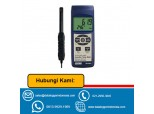 Temperature Humidity Meter w/ SD Card Slot for Data Logging