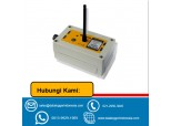 TGRF-3021 Robust, industrial/outdoor, radio temperature data logger for use with a thermistor probe