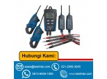 2-Channel AC Current and Voltage Data Logger