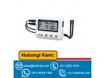 Ethernet Temperature Data Logger w/ 2 External Sensors