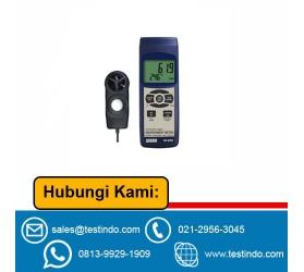Environmental Meter w/ SD Card Slot for Data Logging