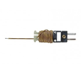Type J 6 ft Beaded Thermocouple  TC6-J