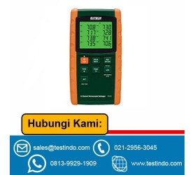 12-Channel Data Logging Thermometer