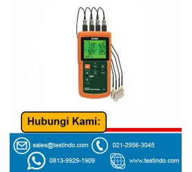 4-Channel Vibration Meter and Data Logger