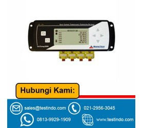 Thermocouple Data Logger with Display and 8 External Inputs