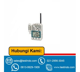 Wireless Carbon Dioxide, Humidity and Temperature Data Logger