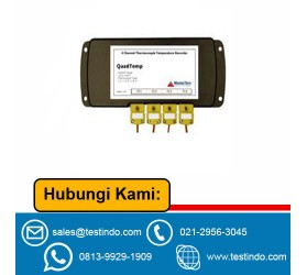 Thermocouple Data Logger with 8 External Inputs