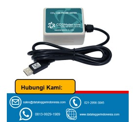 USB CO2 Probe Data Logger 1-30-100%