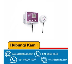 Wireless Carbon Dioxide, Temperature and Humidity Data Logger