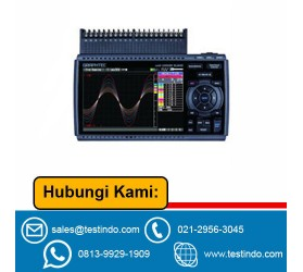 GL840-M 20 Channel Midi Data Logger