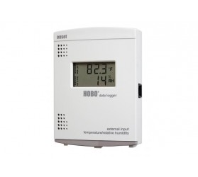 HOBO U14-002 LCD Logger - Ext.Temperature/RH Data Logger - U14 With LCD