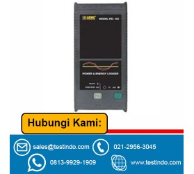 PEL102 Power and Energy Data Logger